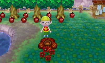 Rafflesia from Animal Crossing