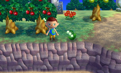 Jacob's Ladder from Animal Crossing